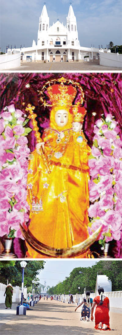 Pilgrim nation: Virgin Mary in Vailankanni