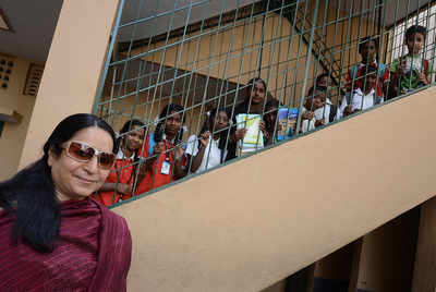 Closed minds in Open School and one lady's struggle for Kannada