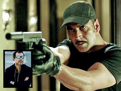 Neeraj Pandey: There has been no fall-out with Akshay Kumar