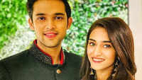 Erica Fernandes falls on the sets of 'Kasautii Zindagii Kay 2', Parth takes care of her