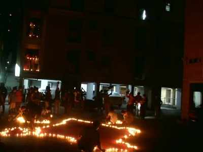 Fight against COVID-19: India comes together to support PM Modi's call for 'collective resolve', light up diyas, candles at 9pm9minutes