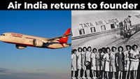 'Welcome back,' says Ratan Tata after winning Air India bid for Rs 18,000 crore