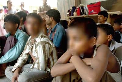 One rescue unveils child labour racket