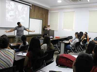 City students learn about cyber security in masterclass