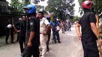 TMC, BJP supporters clash over Bengal BJP MLA's death in Bengal's Coochbehar
