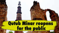 Qutub Minar reopens for the public
