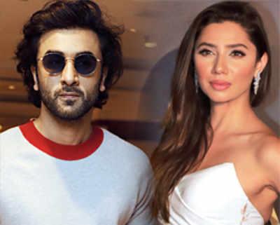 Ranbir Kapoor and Mahira Khan's cross-border friendship