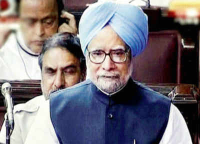 Nowhere in world do MPs shout PM chor hai, says Manmohan