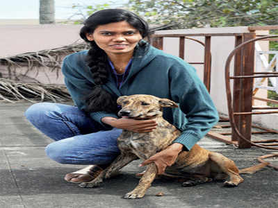 A well done canine rescue