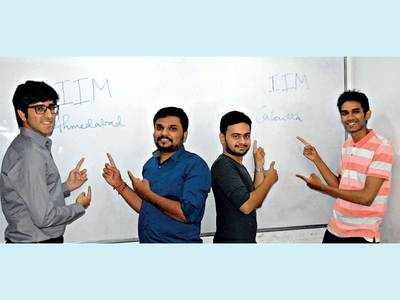 CAs, engineers from city make it to IIMs