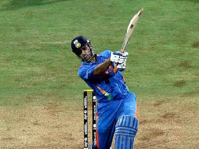 Remember MS Dhoni's 2011 World Cup winning sixer at Wankhede? Sunil Gavaskar helps MCA find that ball