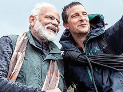 Xavier's students ask Bear Grylls to help save Aarey