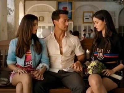 SOTY2 earns Rs 12 crore on its first day
