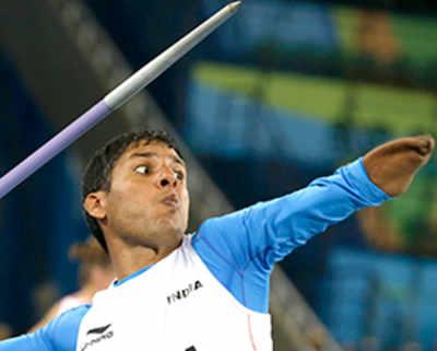 Rio Paralympics: That's a golden arm