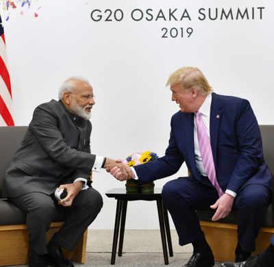 G20 Summit live updates: Modi, Trump discuss India-US collaboration in 5G technology