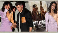 Priyanka Chopra and hubby Nick Jonas at 'Gully Boy' screening in Los Angeles