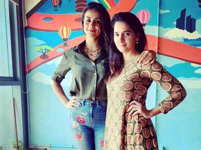 Boss Ladies' Eve Out: Gul Panag, Shruti Seth, Rasika Duggal meet in Mumbai