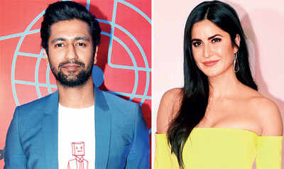 Katrina Kaif and Vicky Kaushal to celebrate New Year together?