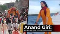 Anand Giri: Ambitious 'sanyasi' with lavish lifestyle