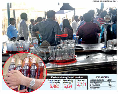 Raid alert: Excise dept to outsource staff to do most crucial task?