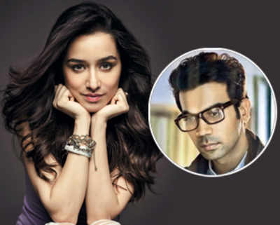 Shraddha Kapoor to feature with Rajkummar Rao in Dinesh Vijan's horror-comedy