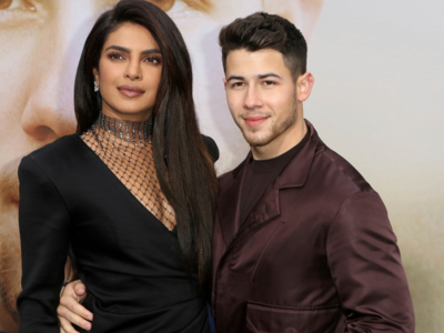 Priyanka and Nick get glamorous in LA