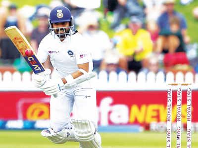 Get set, play late to score in England: Ajinkya Rahane