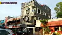 Love for photography: Man builds 3-storey camera-shaped house in Karnataka's Belagavi