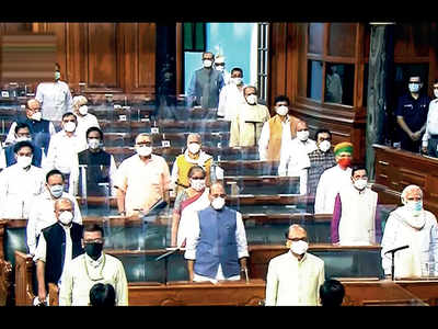 25 MPs test COVID+ on first day of Parliament