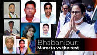 Bhabanipur Bypoll: From pickle seller to yoga trainer, meet the contenders against Mamata Banerjee