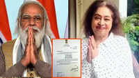 Amid cancer battle, Kirron Kher gets bday greetings from PM Modi