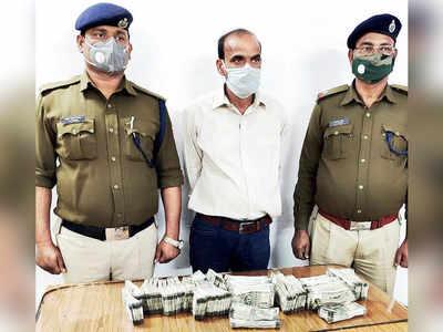 Third big 'hawala' seizure on Jabalpur-Mumbai train route in 2 months