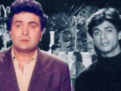 Shah Rukh Khan pens emotional tribute for Rishi Kapoor