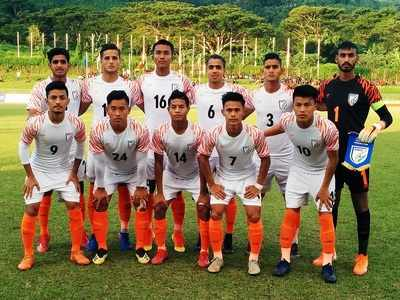 India U-19 football team beats Vanuatu 1-0 in OFC Developmental Tournament