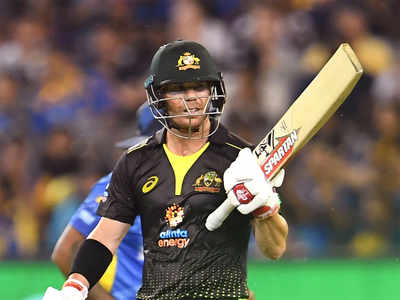 David Warner steers Australia to 3-0 win over Sri Lanka