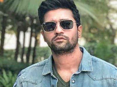 Vicky Kaushal fractures his cheekbone on the sets of his upcoming horror film