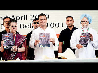 In manifesto, Cong's 'big ideas' hint at policy shifts