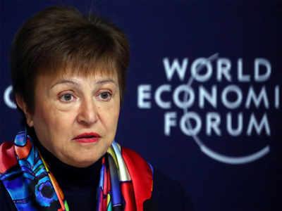 Slowdown in India temporary,expect momentum to improve: IMF chief