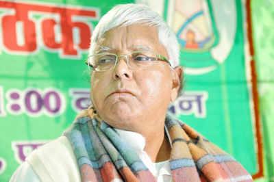 'Bihar CM Nitish Kumar committed historic blunder,' says Lalu Prasad Yadav