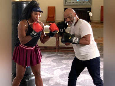 Don't want to get in ring with GOAT: Mike Tyson on Serena