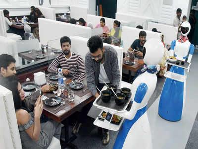 The machines are taking over Namma Bengaluru