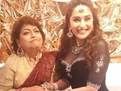 Saroj Khan passes away: Madhuri Dixit Nene devastated by the loss of her friend and guru