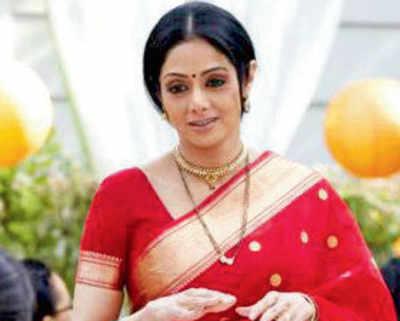 Sridevi Saris To Mark Her 300th Film
