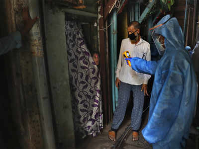 COVID-19: Dharavi, Mahim report 24 cases each; Dadar's active cases near 2000-mark