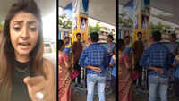 Actress Juhi allegedly 'harassed' and 'heckled' by petrol pump staff