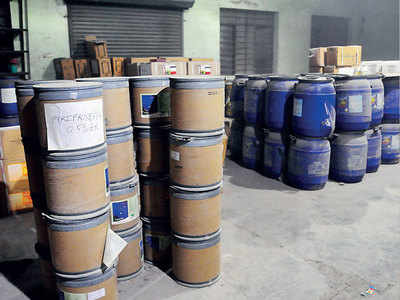 Pesticides worth Rs 1 crore expire in PCMC storage as depts not in sync