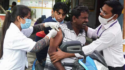 Coronavirus live updates: 53.5% in 18-44 age group vaccinated against Covid in India