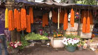 Flower business affected due to flood-situation in Assam