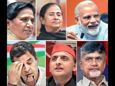Exit polls predict comfortable win for BJP as it dents TMC in Bengal, while SP-BSP gain in Uttar Pradesh