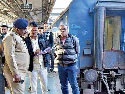 Statements of family, rail staff recorded